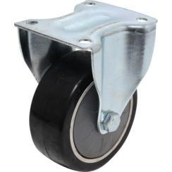 Wheel with Base for Workshop Trolley BGS 4111