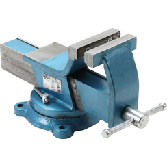 Steel Bench Vice  forged  100 mm Jaws