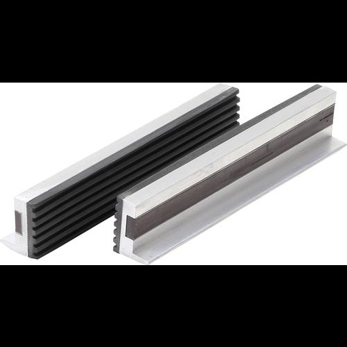 BGS  Technic Bench Vice Jaw Protector  Aluminium  150 mm  2 pcs.