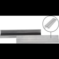 Bankschroef beschermbek  aluminium  breedte 150 mm  2-dlg
