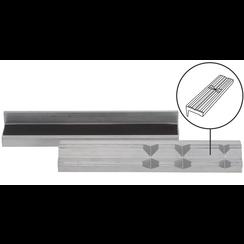 Bench Vice Jaw Protector  Aluminium  150 mm  2 pcs.
