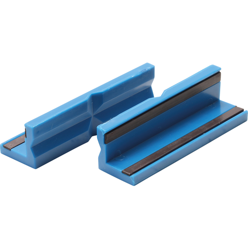 BGS  Technic Bench Vice Jaw Protector  plastic  100 mm  2 pcs.
