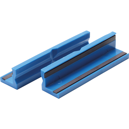 BGS  Technic Bench Vice Jaw Protector  plastic  125 mm  2 pcs.