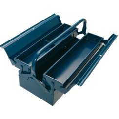 Cantilever Tool Box  430 x 200 x 150 mm  3 compartments