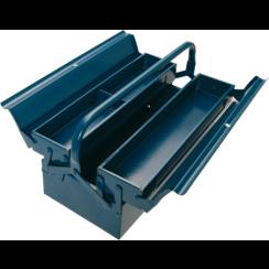 Montagegereedschapkoffer  430 x 200 x 150 mm  3 vakken