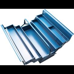 Montagegereedschapkoffer  530 x 200 x 200 mm  5 vakken