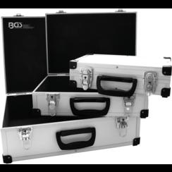 Aluminium kofferset  3-dlg,