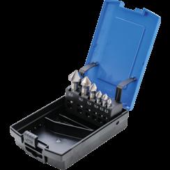 Verzinkboorset  HSS  DIN 335 vorm C  6-dlg