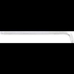 Stiftsleutel  extra lang  inbus met kogelkop 9 mm