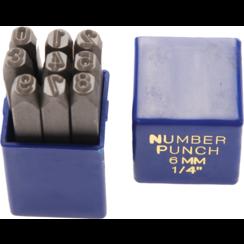 Figure Punch Set  2.5 mm