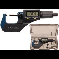 Digital Micrometer  0 - 25 mm