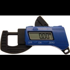 Digitale micrometer  0 - 13 mm