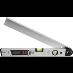 Digitale LCD-hoekmeter digitaal met waterpas  450 mm