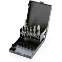 HSS-G Drill / Tap and Die Set  7 pcs
