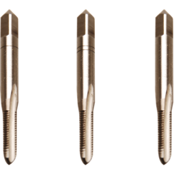 Draadsnijtapset  voor-, middel- en nasnijder  HSS-G  M5 x 0,8  3-dlg
