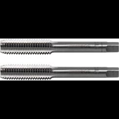 Draadsnijtap  voor- en nasnijder  M10 x 1,5  2-dlg