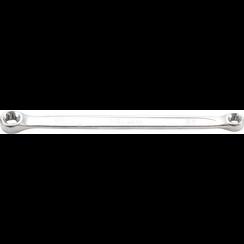 Ringsleutel met E-profiel koppen  E6 x E8