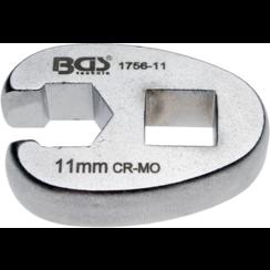 "Kraaienpootsleutel  10 mm (3/8"")  11 mm"