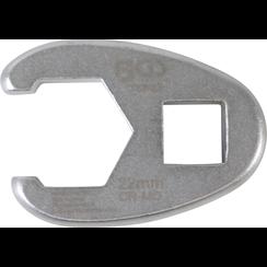 "Kraaienpootsleutel  12,5 mm (1/2"")  22 mm"