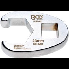 "Kraaienpootsleutel  12,5 mm (1/2"")  23 mm"