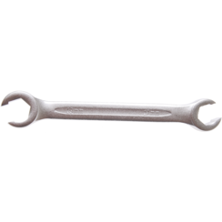 Double Ring Spanner, open Type  17 x 19 mm