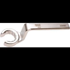 Speciale ringsleutel voor lambda-sonden, open  22 mm