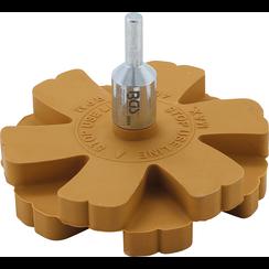 Foil Eraser  WAVE-Design  Ø 88 mm