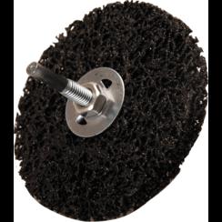 Schuur Slijpschijf  zwart  Ø 100 mm  boring 16 mm