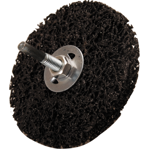 BGS  Technic Abrasive Grinding Wheel  black  Ø 100 mm  16 mm mounting hole