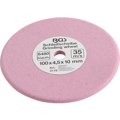 Grinding Disc  for BGS 3180  Ø 100 x 4.5 x 10 mm
