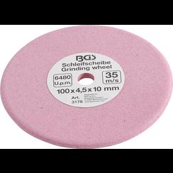 Slijpschijf  voor BGS 3180  Ø 100 x 4,5 x 10 mm