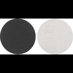 Schuurschijfset  voor langshalschuurmachine  korrel 100  aluminiumoxide  10-dlg