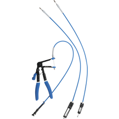 Hose Clamp Pliers  with interchangeable Bowden Cables  635 - 670 mm