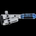 BGS  Technic Asmanchetten-klemtang  met draaimomentaansluiting  90° haaks