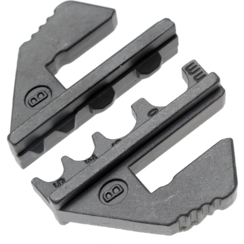 Crimping Jaws for non-insulated, closed Cable Clamps  for BGS 1410, 1411, 1412