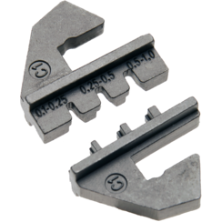 Crimping Jaws for open Terminals  for BGS 1410, 1411, 1412