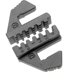 Crimping Jaws for insulated small cord-end Terminals  for BGS 1410, 1411, 1412