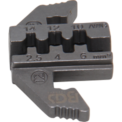 Crimping Jaws for Solar Connector MC4  for BGS 1410, 1411, 1412