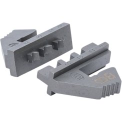 Crimping Jaws  for MC3 solar connectors BGS 70003
