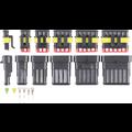 BGS  Technic Assortiment steekverbinders  Superseal 1.5  350-dlg