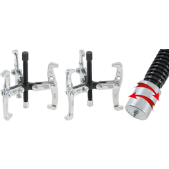 External / internal Puller 3-arm  20 - 110 mm