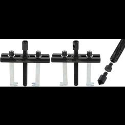 Buiten/binnen lagertrekkerset, 2 armig  50 - 145 mm  70 - 170 mm