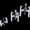 BGS  Technic Binnen-/buiten trekkerset, 2/3-armen  100 / 120 / 150 mm  3-dlg