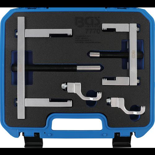 BGS  Technic Belt Pulley Puller Set  10 pcs.