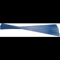 Metaalzaagbladen  HSS flexibel  13 x 300 mm  10-dlg