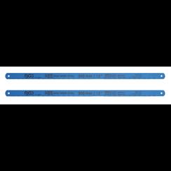 Metaalzaagbladen  HSS flexibel  13 x 300 mm  2-dlg