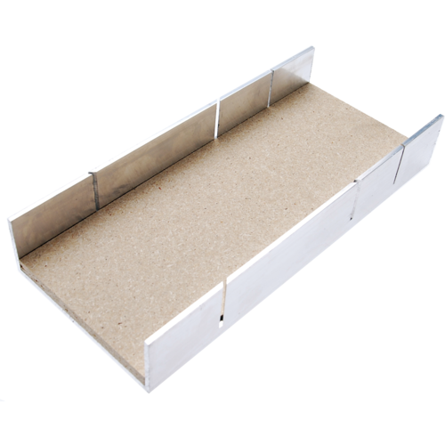BGS  Technic Aluminium Miter Box  245 x 106 x 44 mm