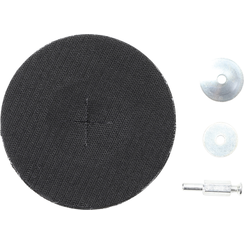 Rubber Backing Disc  Ø 125 mm
