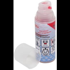 Thread-Locking Fluid  High Strength  High Viscosity  50 g Pump Dispenser