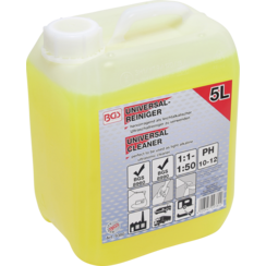 Universal Cleaner  5 l  for High-Pressure Cleaners and Ultrasonic Cleaner